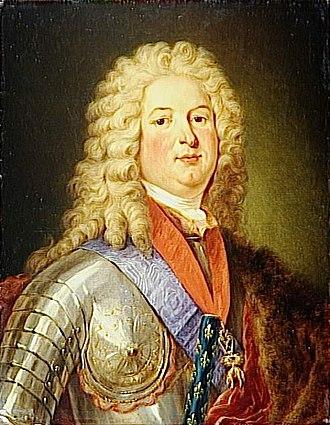 1687 in France - Philippe Charles de La Fare