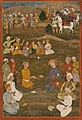 Shah Abbas the Great receiving the Mughal ambassador Khan'Alam in 1618.jpg