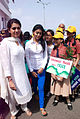 Shaina NC, Shriya Saran at Save Mumbai Foundation 03.jpg