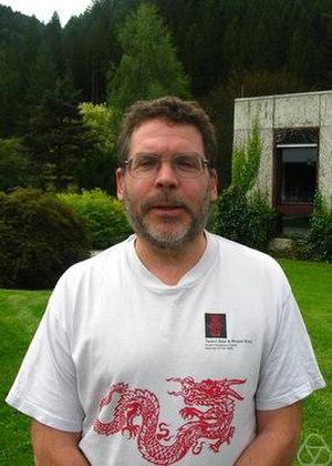 Jeffrey Shallit - Jeffrey Shallit in Oberwolfach, 2010