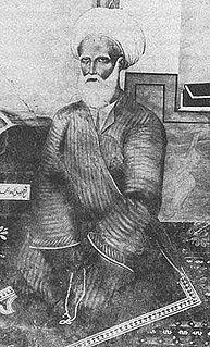 Shaykh Ahmad Founder of the Shaykhí school of Twelver Shiism in the 19th century