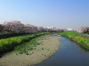 Shiki, Saitama - Yanase River in Shiki