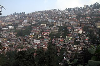 Shimla district District of Himachal Pradesh in India