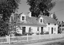 Ship-Carpenter's House Bethel DE Jun 60.jpg