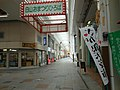 Shirayama Shopping Street west.JPG