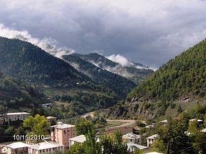 Shuakhevi - Image: Shuakhevi (G.N. 2010)