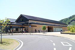 Shuzenji Station-north 20160505.jpg
