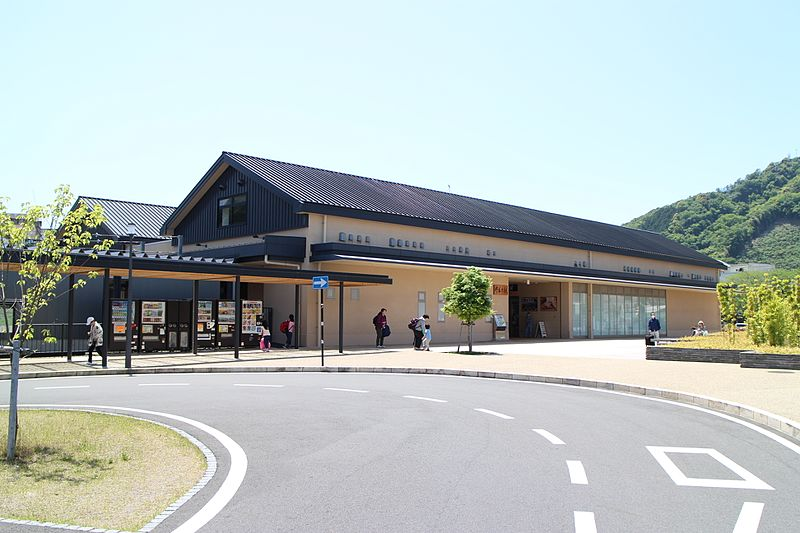 ファイル:Shuzenji Station-north 20160505.jpg