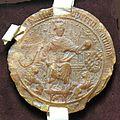 Siegel der Urkunde von 1404 König Rupprecht.jpg
