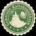 Siegelmarke Gemeinde Kaltensundheim W0311082.jpg