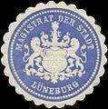 Siegelmarke Magistrat der Stadt Lüneburg W0349310.jpg
