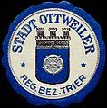 Siegelmarke Stadt Ottweiler - Reg. Bez. Trier W0309959.jpg