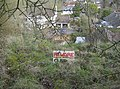 Sign next to footpath - geograph.org.uk - 361074.jpg