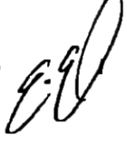 Signature of Erika Eleniak.png