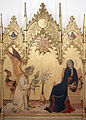Simone Martini and Lippo Memmi - Annunciazione - Google Art Project.jpg