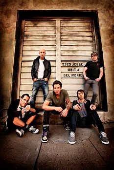 I Simple Plan nel 2011