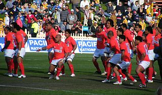 Rugby union in Tonga