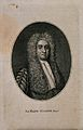 Sir Hans Sloane. Line engraving after T. Murray, 1725. Wellcome V0005469.jpg