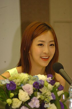 Sistar Dasom at the Publicity Ambassador appointment ceremony for the 2012 K-POP Cover Dance Festival, 375.jpg