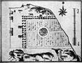 Skårby gård, situationsplan 1810.jpg