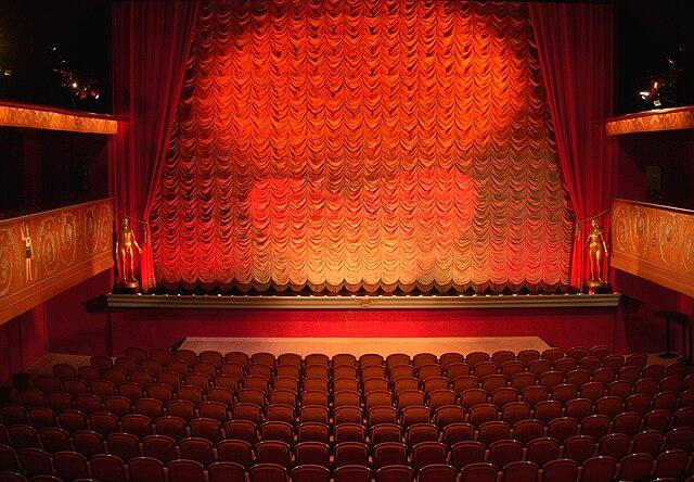 Kinosaal im Skandia