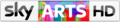 Sky arts HD Logo Germany 2016.png