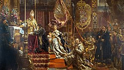 The Vow of John Casimir by Jan Matejko