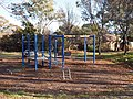 Small playground behind Angliss Place in Wanniassa May 2015.jpg