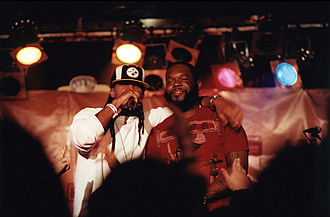 Smif-N-Wessun - Steele (left) and Tek