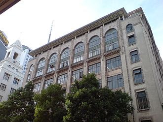Smith & Caughey's - Image: Smith Caughey's Building Queen Street