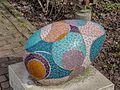 Social egg of mozaiek ei, kunst in het Amstelpark pic2.jpg
