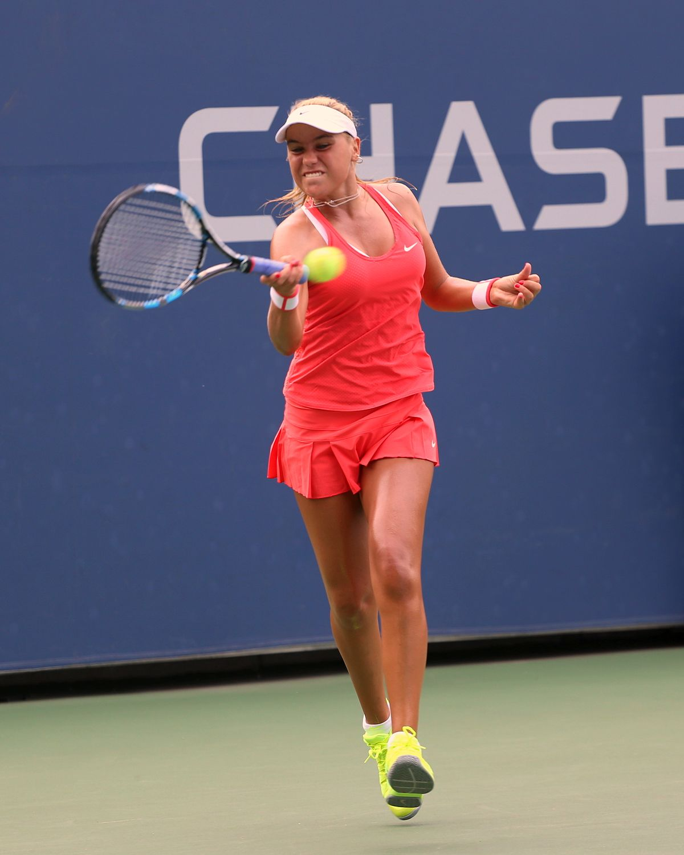 Tennisspielerin Sofia Kenin