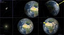 Hogyan befolyásolja a napfogyatkozás a látást?)