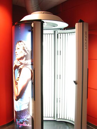 Indoor tanning - Tanning booth, 2008