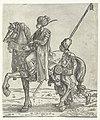 Soleiman de Grote Soleiman met zijn gevolg (serietitel), RP-P-1950-409D.jpg