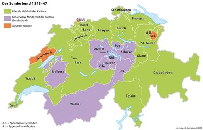 Sonderbundskrieg wikipedia for Politica italiana wikipedia
