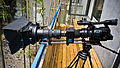 Sony PMW-EX1 XDCAM EX Compact Camcorder CineAlta with Redrock M2 35mm lens adapter.jpg