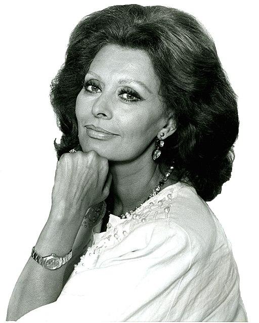 Sophia Loren L.A.