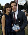 Sophie Hunter and Benedict Cumberbatch July 2015.jpg