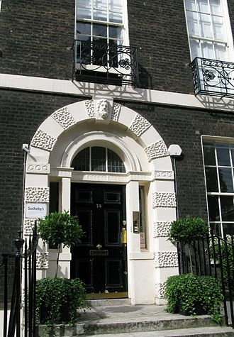 Sotheby's Institute of Art - Sotheby's Institute of Art in Bedford Square, London