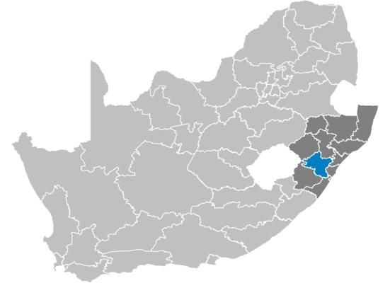Msunduzi Local Municipality