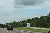 South Carolina I95sb Closed Jasper County Weigh Station.jpg