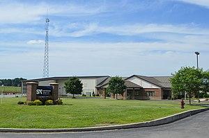 Snow, Kentucky - REMC offices on Kentucky Route 3156