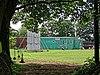 Southgate Adelaide Cricket Club pavilion at Walker Cricket Ground, Southgate, London, England.jpg