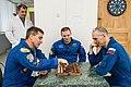 Soyuz MS-16 crew plays chess.jpg