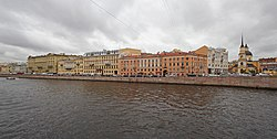 Spb Fontanka Embankment near Belinsky Bridge.jpg