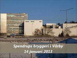 Fil:   Spendrup Vårby 2013. webm
