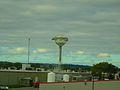 Spring Green Water Tower being Repainted - panoramio.jpg