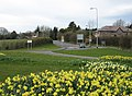 Spring time at Heol Isaf, Radyr, Cardiff - geograph.org.uk - 361868.jpg