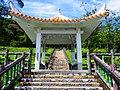 Square Pavilion at Chientan Mountain Park 20100822.jpg